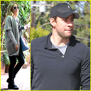 Emily Blunt & John Krasinski Keep Their Bodies Healthy in Different Ways!