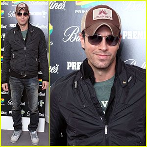 Enrique Iglesias Would Definitely Consider Being an 'X Factor' Judge!