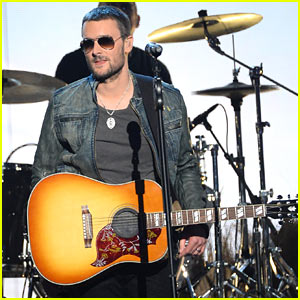 Eric Church Performs 'Give Me Back My Hometown' at ACM Awards 2014! (Video)
