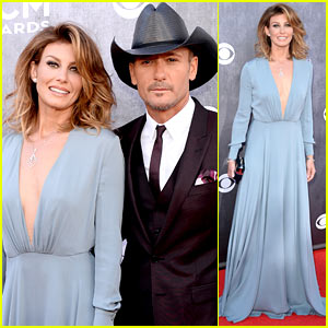 Tim McGraw & Faith Hill are Picture Perfect at the ACM Awards 2014