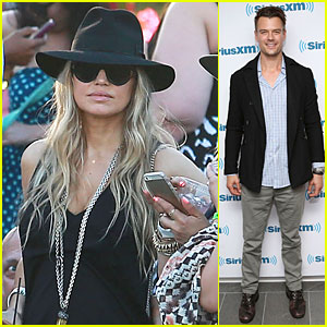 Fergie & Josh Duhamel Want Their Son to Adapt to Paparazzi World & Understand It!