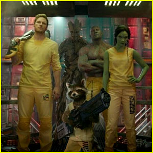 First Full 'Guardians of the Galaxy' Clip Has Been Revealed!