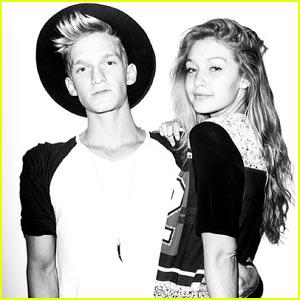 Cody Simpson Celebrates Gigi Hadid's Birthday - Peep the Party Pictures!