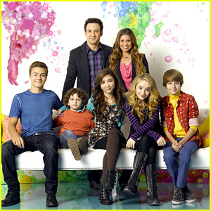 Ben Savage & Danielle Fishel: 'Girl Meets World' Cast Photo - See It Here!