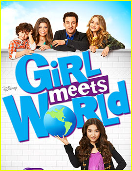 'Girl Meets World' Official Poster Has Arrived & It's Really Adorable!