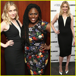Greta Gerwig Helps 'Glamour' Reveal Their Top 10 College Women!
