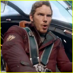 New 'Guardians of the Galaxy' Trailer Shows Cool New Scenes!