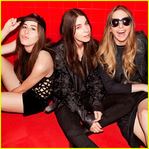 Indie-Rock Band Haim Talks Fashion in 'Marie Claire'!