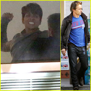 Halle Berry Bares Her Teeth & Throws Punches at Fellow Actor for 'Extant' - See the Pics!