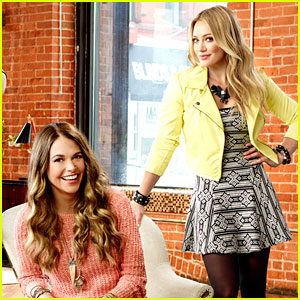 Hilary Duff & Sutton Foster's TV Series 'Younger' Picked Up by TV Land!