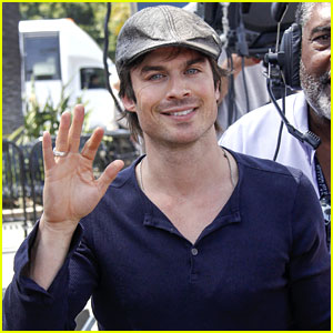 Ian Somerhalder Reveals How He Makes the Climate Change Issue 'Sexy' for Younger Fans (Video)