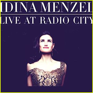 Idina Menzel Announces 'One Night Only' Radio City Concert!