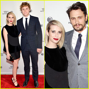 James Franco & Emma Roberts Take 'Palo Alto' to Tribeca Fest