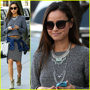 Jamie Chung Designing Own Shoe Line, Gives Us a Sneak Peek!