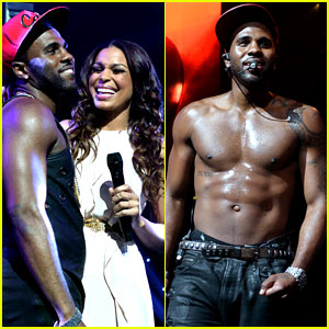 Jason Derulo Rips Off His Shirt After Jordin Sparks Joins Him for Passionate Duet 'Vertigo'! (Video)