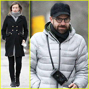 Jason Sudeikis Wants to Capture Every Moment with Pregnant Olivia Wilde!