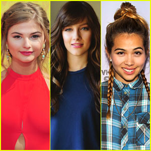 'Jem & the Holograms' Leading Cast Revealed: Aubrey Peeples, Stefanie Scott, & More!