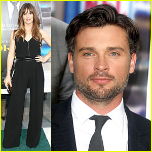 Jennifer Garner & Tom Welling Want Us to Pick Them on 'Draft Day' Premiere!