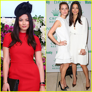 Jessica Gomes & Rachael Taylor: David Jones & Crown Resorts Autumn Racing Ladies Lunch!