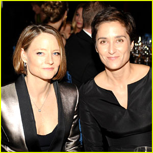 Jodie Foster: Married to Girlfriend Alexandra Hedison!
