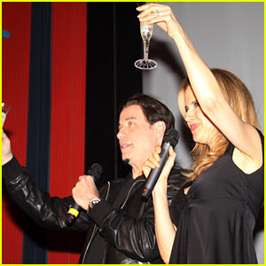 John Travolta Makes First Official Appearance Since 'Adele Dazeem' Oscars Flub