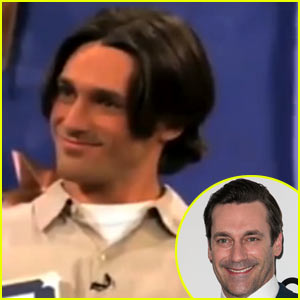 Jon Hamm Competed on a Dating Game Show at Age 25 & There's a Hilarious Video as Proof!
