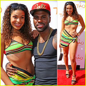 Jordin Sparks Shows Off Amazing Bikini Body in Vegas with Boyfriend Jason Derulo!