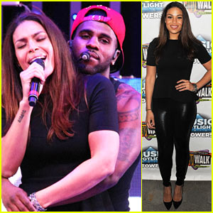 Jordin Sparks & Jason Derulo Look So in Love, But Aren't Engaged Just Yet!