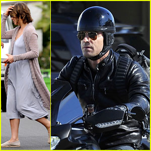 Justin Theroux's Show 'Leftovers' Shuts Down Production for Two Weeks