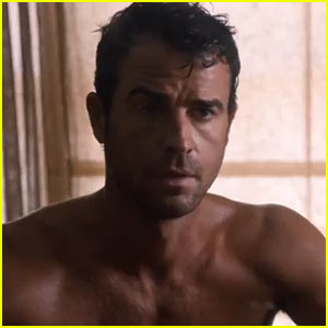Justin Theroux is Shirtless & Upset in 'Leftovers' Full Trailer - Watch Now!
