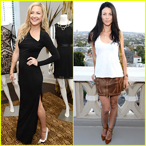Kate Hudson Reveals 'I'll Eat Anything' & 'I'll Try Anything'!