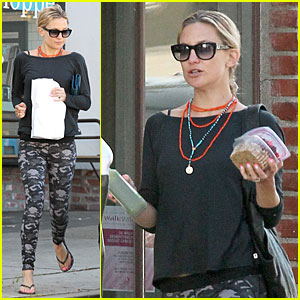 Kate Hudson Reveals Three Interesting Facts About Herself - Find Out What They Are!