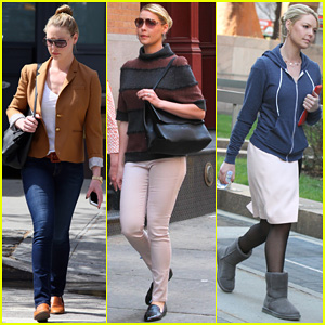 Katherine Heigl Ventures Around NYC After Wrapping Up 'State Of Affairs' Pilot!