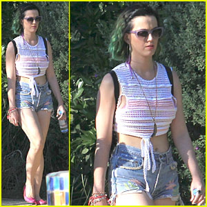 Katy Perry Is Happy Being Single, Close Source Shares!