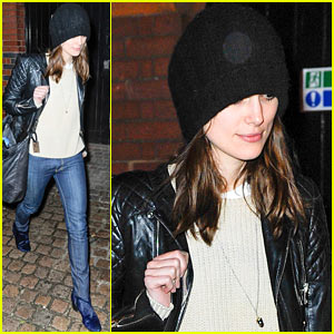 Keira Knightley: A Lot of My Film Characters Die or Are In Horrific Situations!