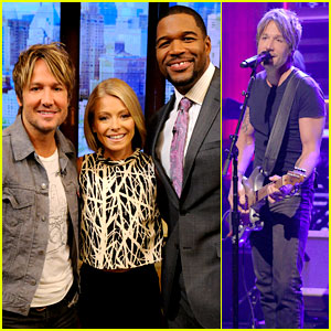 Keith Urban Shares Awesome Blast from the Past - Watch Here!