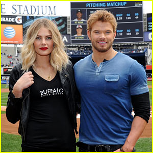Kellan Lutz Crosses Item Off His Bucket List All While Doing Great Charity Work!