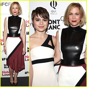 Kristen Wiig & Sami Gayle Have a 'Hateship Loveship' in NYC!