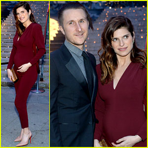Lake Bell: Pregnant with First Child, Reveals Tiny Baby Bump!