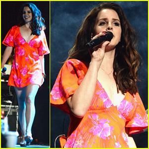 Lana Del Rey Premieres New Single 'West Coast' - Listen Now!