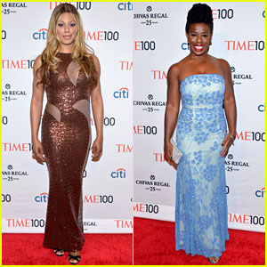 Laverne Cox Attends Time 100 Gala Despite Snub from List