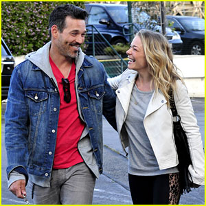 LeAnn Rimes & Eddie Cibrian Can't Keep Their Eyes Off Each Other