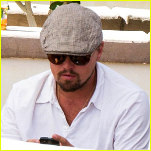 Leonardo DiCaprio Wrestles a Friend at Coachella & Loses Badly (Video)