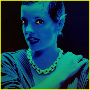 Lily Allen Praises Pop Divas in 'Sheezus' Music Video - Watch Now!