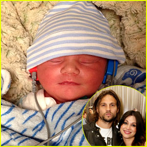 Logan Marshall-Green Welcomes Baby Boy Tennessee with Wife Diane - See Pics of the New Baby Here!