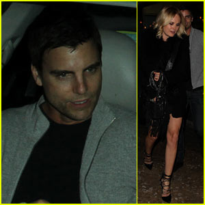 Malin Akerman & Colin Egglesfield Go Out to Dinner Together!