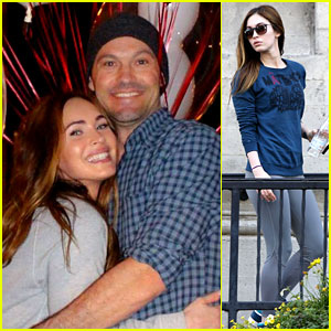 Megan Fox & Brian Austin Green 'Still Allowed In' Disneyland