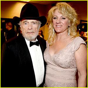 Merle Haggard: ACM Awards 2014 with Wife Theresa Ann Lane!
