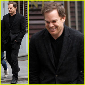 Michael C. Hall Can Moonwalk & There's a Video to Prove it!