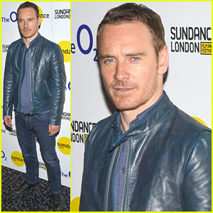 Michael Fassbender Did 'Frank' Because It 'Made Me Laugh Out Loud'!